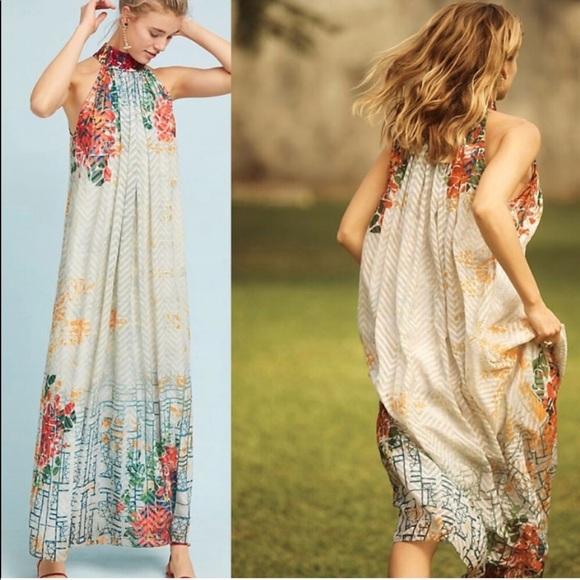 d8308d7d1082 Anthropologie Dresses   Marilla Maxi Dress Xs By Bhanuni   Poshmark